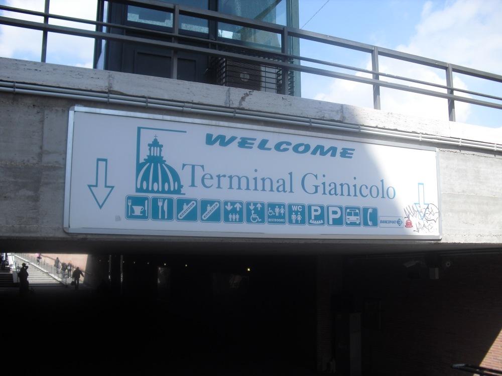Terminal Gianicolo