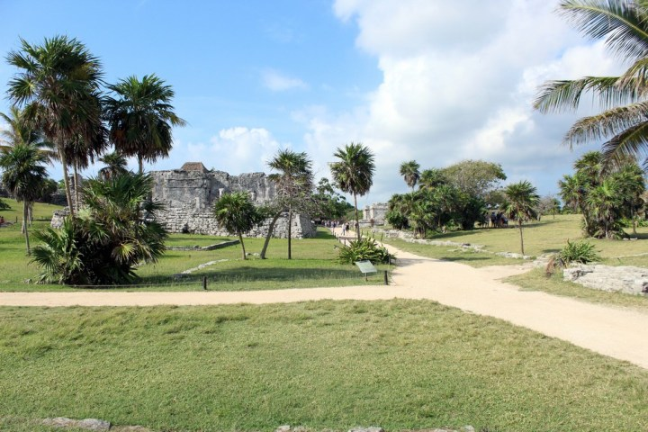 Tulum ciudad