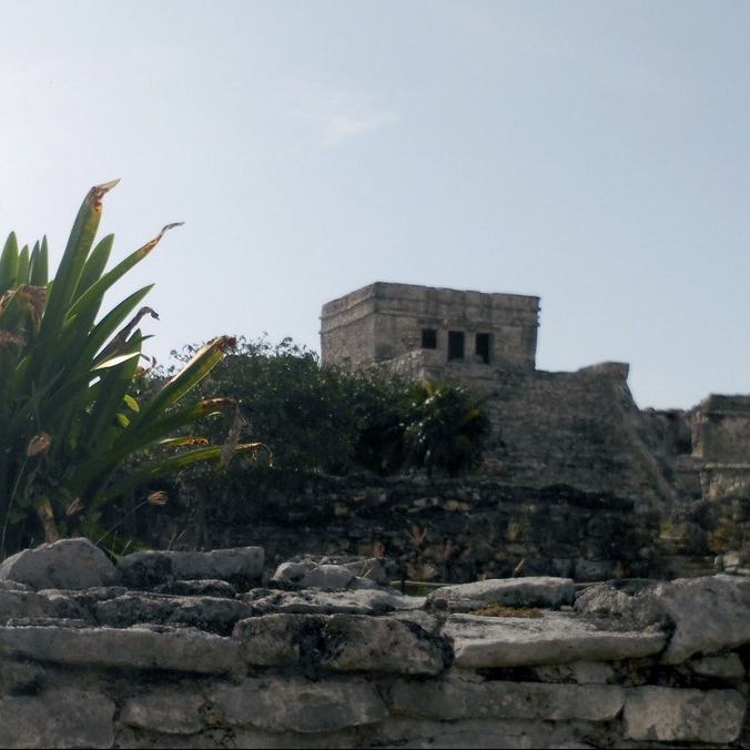 El Castillo de Tulum
