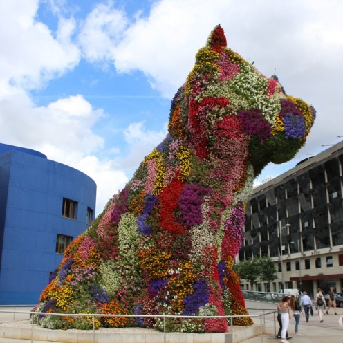 Puppy de Jeff Koons