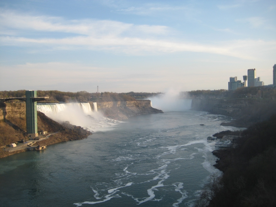 vistas desde el Rainbow Bridge