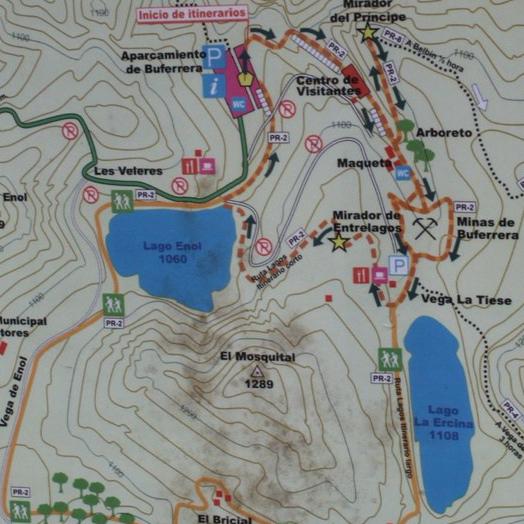 Los Lagos De Covadonga Si Mi Maleta Hablara