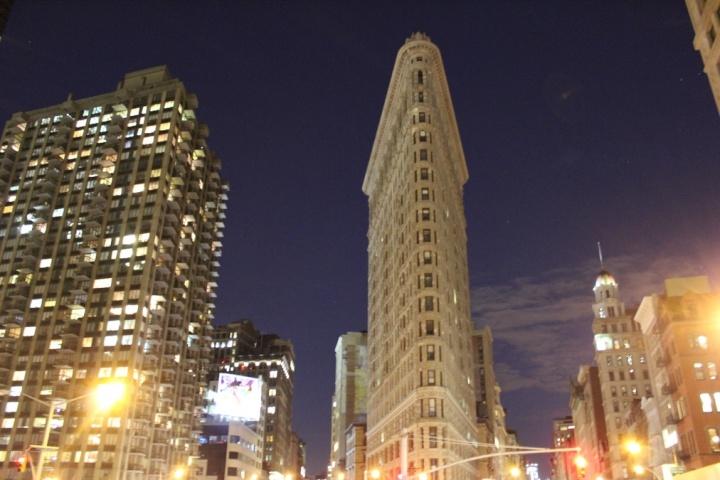 edificios_raros_edificio flat iron nyc