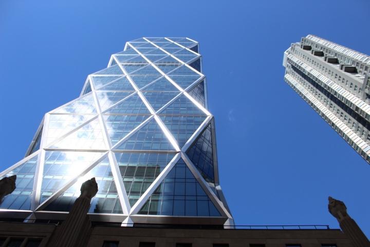 edificios_raros_Hearst Tower - NYC