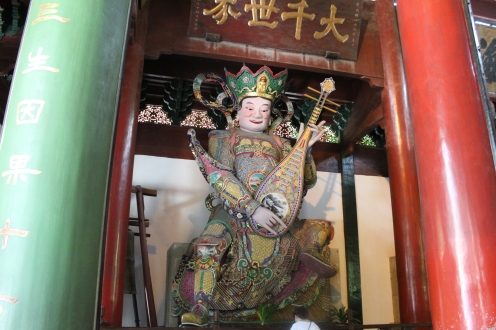 Dhṛtarāṣṭra oriental