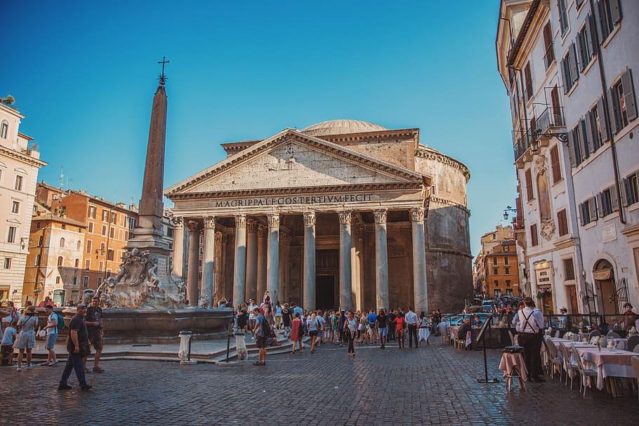italy-pantheon-roma-rome